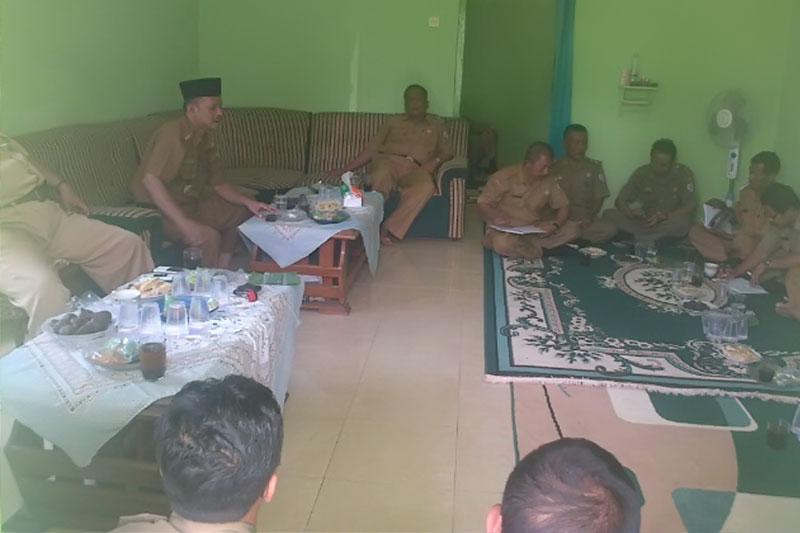 Disdikbud Pringsewu Gelar Rapat Persiapan Penerimaan Kunjungan Gubernur Lampung