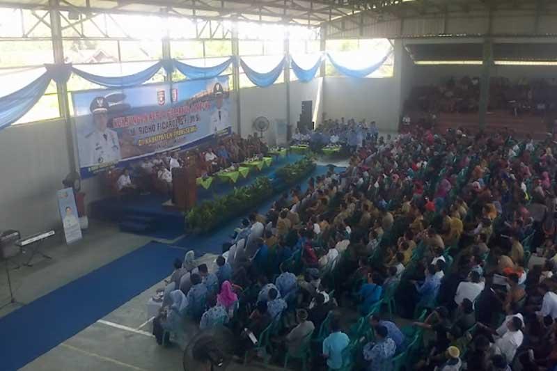 Gubernur Lampung Lakukan Kunker di Kabupaten Pringsewu