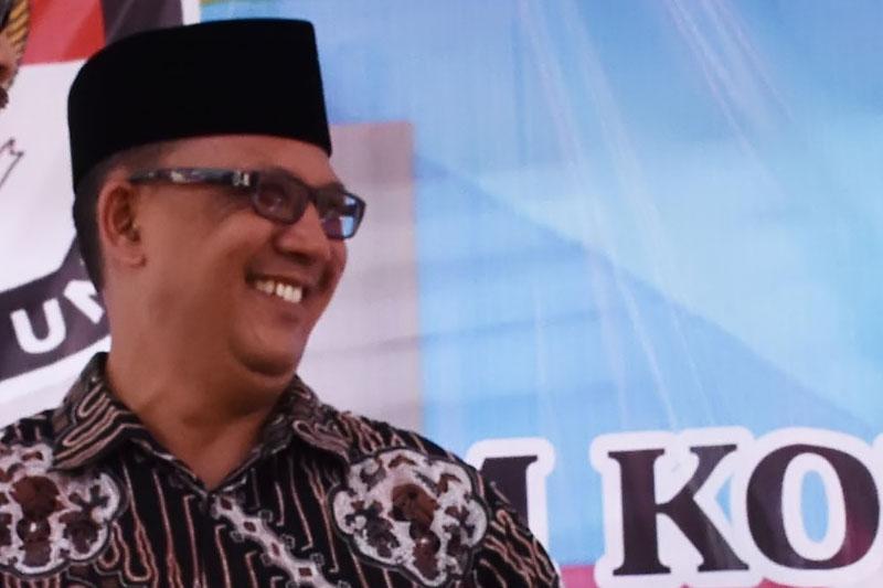 Persiapan Pilgub, KPU Lampung Ajukan NHPD ke Pemprov