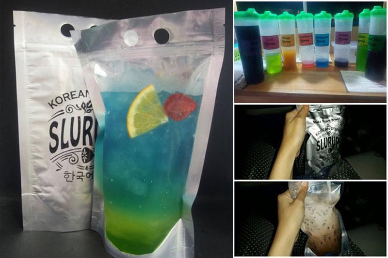 SLURUPS Cirebon, Minuman Segar Anti Mainstream