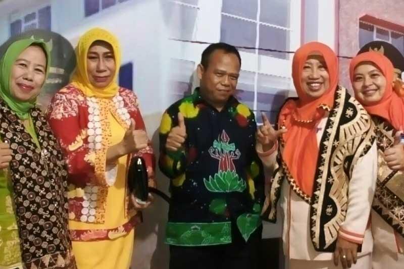 Stand RSUD Ahmad Yani Metro Layani Pemeriksaan Tensi dan Gula Darah Gratis 2