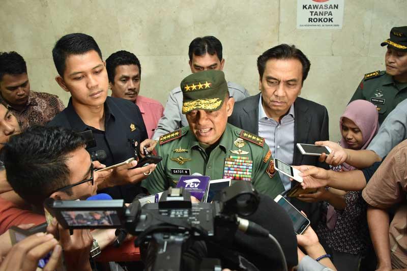 Cegah Pelarian ISIS Masuk Indonesia, TNI Perketat Pengawasan Udara dan Laut