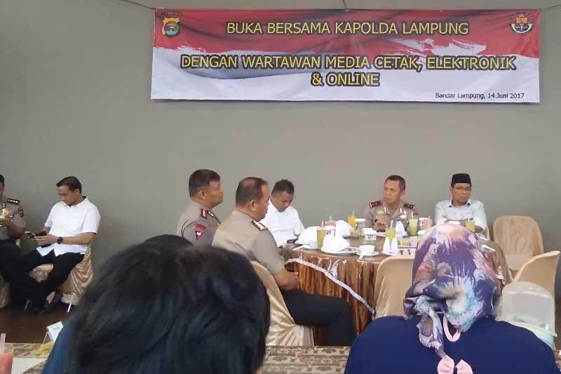 Kapolda Lampung: Bakauheni Jadi Perhatian Kapolri