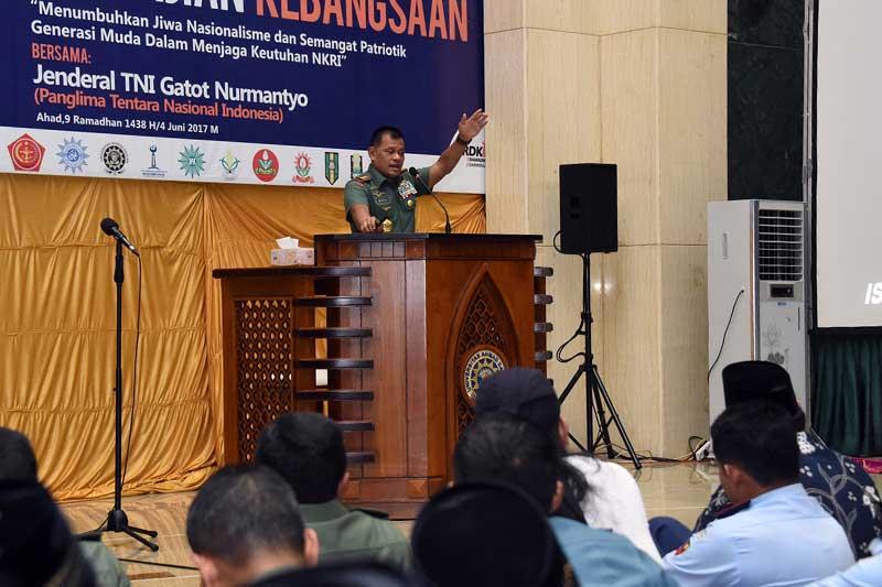 Panglima TNI: Muhammadiyah Ikut dalam Perjuangan Kemerdekaan Indonesia