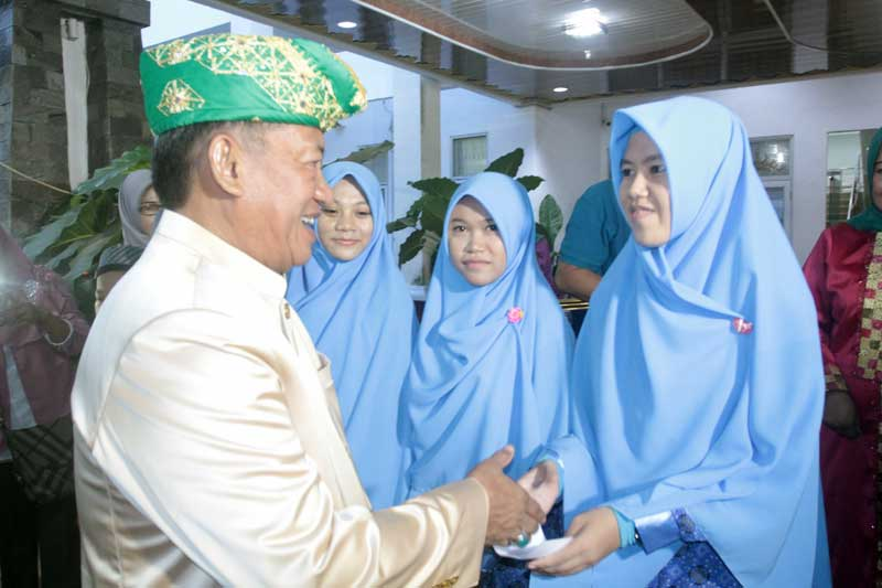 Paripurna DPRD : Pemerintah Harus Libatkan Masyarakat Untuk Wujudkan Visi Misi Kota Metro 04