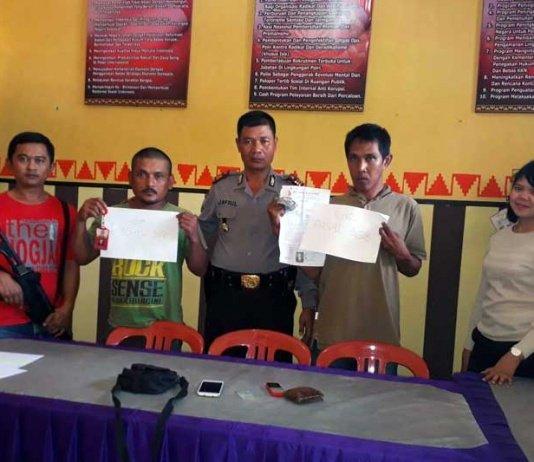 Polsek Seputih Surabaya Berhasil Ungkap Kasus Pemerasan Yang Melibatkan Oknum LSM