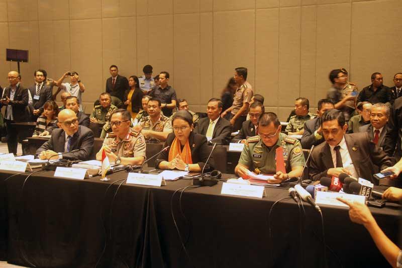 Trilateral Meeting : Indonesia, Malaysia dan Filipina Sepakat Susun Rencana Aksi Bersama Dalam Penanganan Terorisme 01