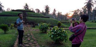 Jenuh Dengan Kondisi Jalan Berlubang dan Berkubang Terbayarkan Dengan Keindahan Suasana Taman Purbakala Pugung Raharjo 01