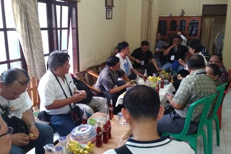 Pastor Paroki Dari Mindanau Filipina Terkesan Dengan Keharmonisan dan Kerukunan Umat Beragama di Kota Metro 02