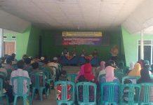 Kegiatan Pelatihan Program STBM di Pekon Waringinsari Timur Kecamatan Adiluwih