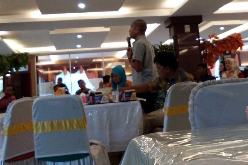 Isu Alih Fungsi Gedung SD 2 Palapa Bandar Lampung Yang Akan Menjadi Banguna Hotel, SPRI Lampung Gelar Diskusi Publik 02