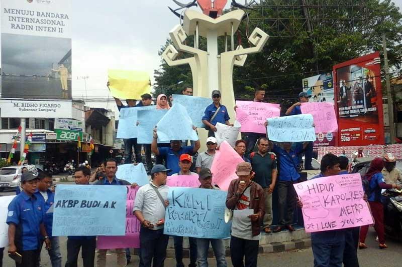 Jurnalis Metro Kecam Pernyataan Kapolres Way Kanan 00