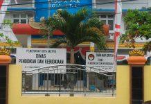 Kantor Dinas Pendidikan Dan Kebudayaan Kota Metro