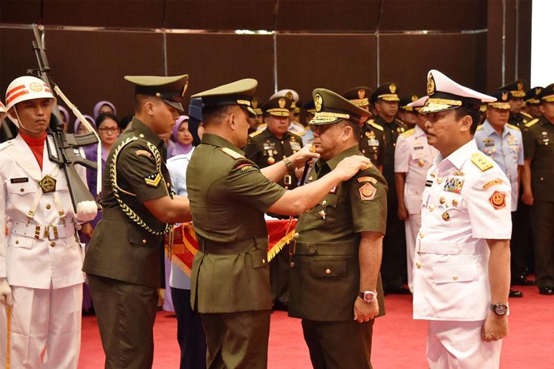 Panglima TNI : Soliditas dan Militansi Tingkatkan Kecepatan Organisasi01