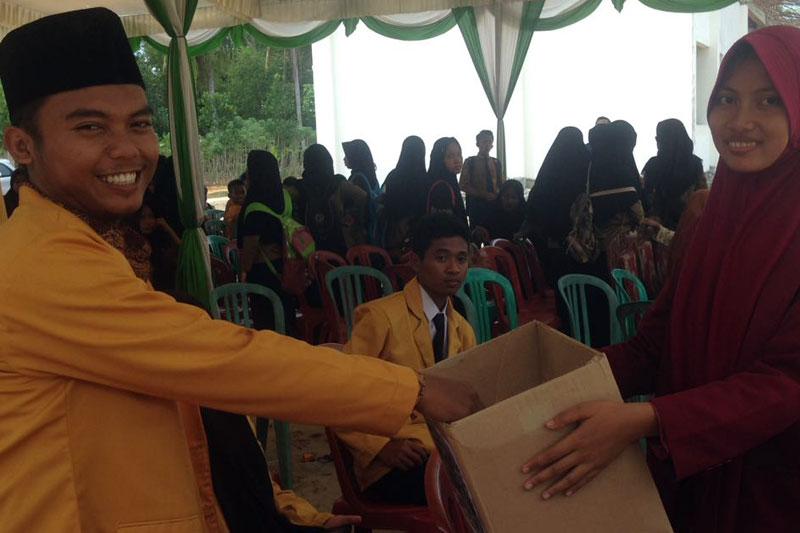PD IPM Lampung Timur Himpun Donasi Untuk Myanmar