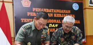 Mayjen TNI Wuryanto : TNI dan Dewan Pers Sepakati Perjanjian Kerja Sama01