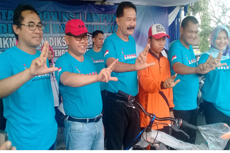 Tujuh-Ribuan-Pelajar-Banjiri-Haornas-Ke-34-Propinsi-Lampung-Di-Kota-Metro-03