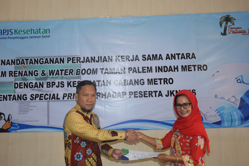 BPJS-Kesehatan-Cabang-Metro-Dan-Palm-Indah-Tandatangani-Perjanjian-Kerjasama02