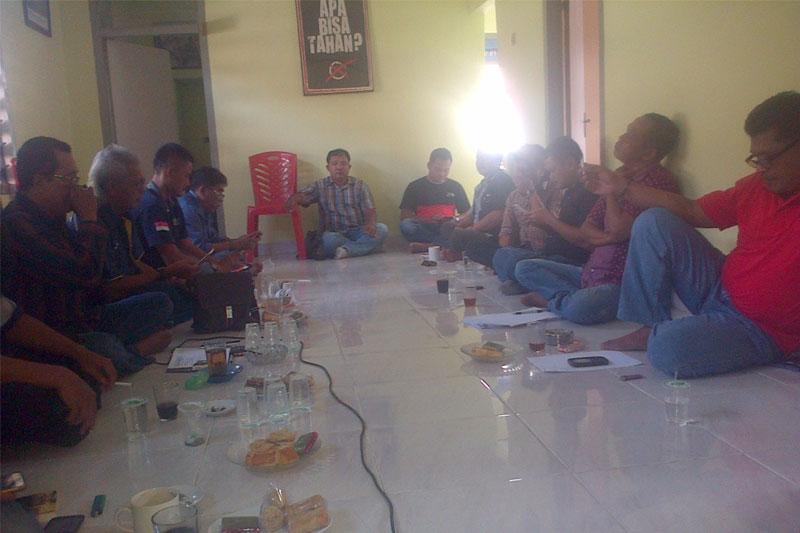 Persatuan-Wartawan-Indonesia-Perwakilan-Pringsewu-Gelar-Rapat-Kerja
