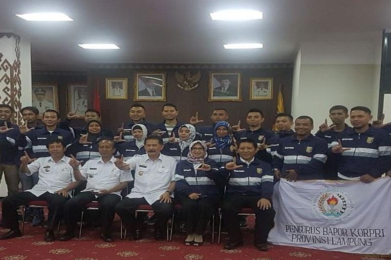 Pemprov-Lampung-Kirim-36-ASN-Ikuti-Pornas-Korpri-di-Yogyakarta