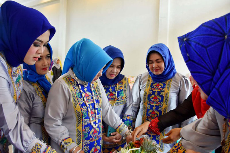Gabungan Organisasi Wanita Kota Metro Peringati Hari Ibu 89