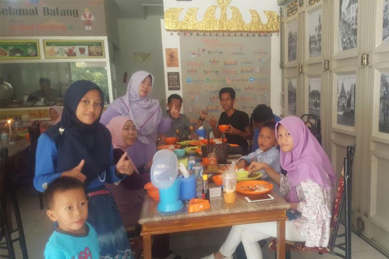 Ikatan Keluarga Lampung Bandung Promosikan Seruit Kuliner Khas Lampung