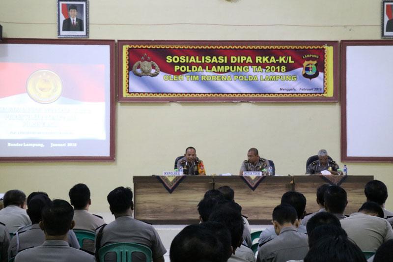 Hindari-Kesalahan-Penggunaan-Anggaran,-Ro-Rena-Polda-Lampung-Gelar-Sosialisasi