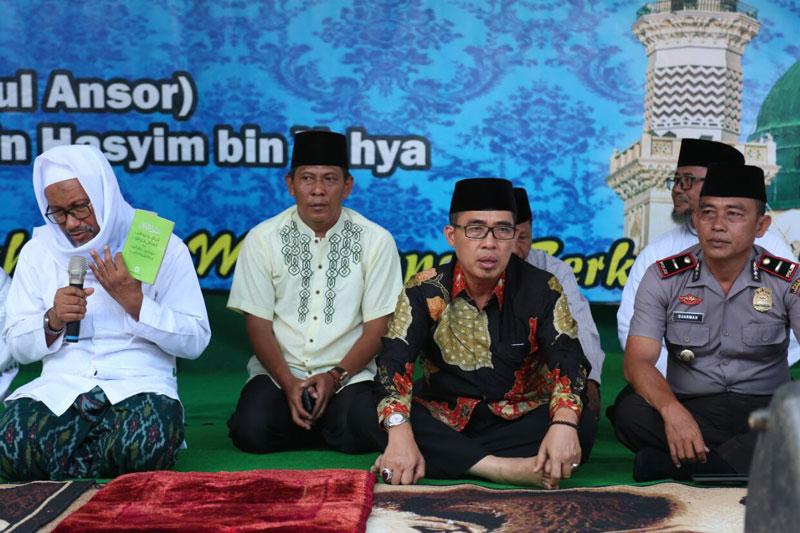 Maulid-Nabi-Muhammad-SAW-di-Bandar-Sribhowono