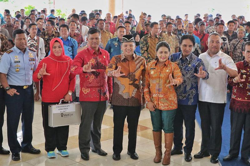 Wakili-Masyarakat-Tuba,-Winarti-Curhat-Abis-Dengan-Gubernur