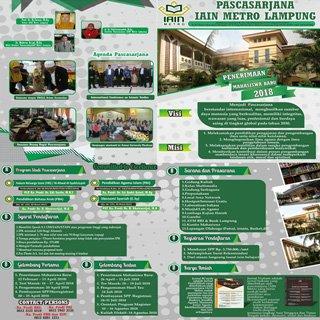 banner IAIN Metro