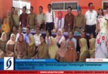 Desa-Surabaya-Udik-Terima-Kunjungan-Rombongan-Kementrian-Kesehatan-RI