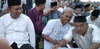 Kunjungi-Desa-Sidimulyo,-Tim-I-Safari-Ramadhan-Pemkab-Mesuji-Bagikan-Ratusan-Sarung-dan-Jilbab