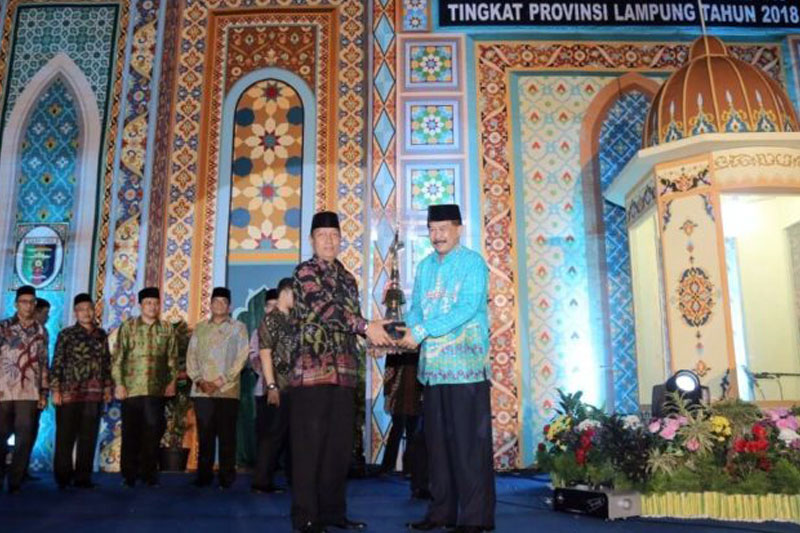 MTQ-Ke-46-Tingkat-Provinsi-Lampung-Resmi-Dibuka