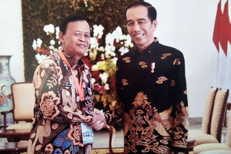 Bahas-Segala-Permasalahan-di-Daerah,-Walikota-Metro-Temui-Presiden-Jokowi-01