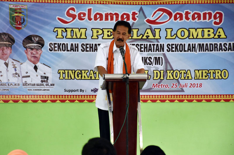 Harumkan-Nama-Kota-Metro,-SMPN-4-Wakili-Provinsi-Lampung-Dalam-Lomba-Sekolah-Sehat-Tingkat-Nasional-2018-02