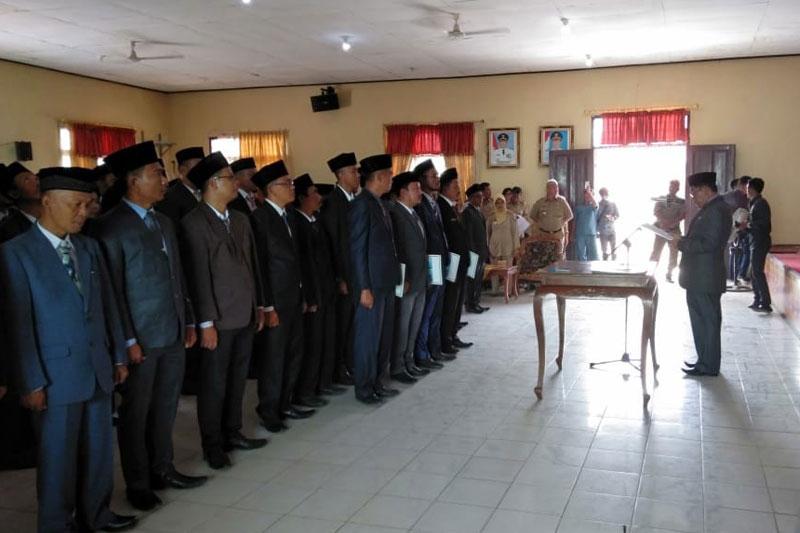 72-Pejabat-Eselon-III-dan-IV-Pemkab-Mesuji-di-Lantik