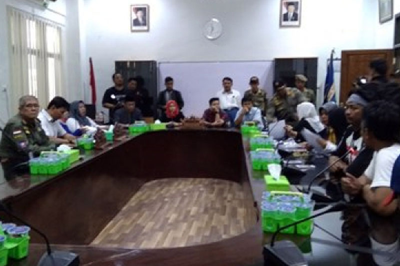DPRD-Kota-Metro-Sambut-Hangat-Aspirasi-Aliansi-Masyarakat-Kota-Metro-Peduli-Pilgub-Lampung