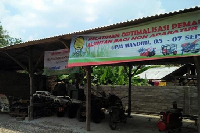 Hari-Pangan-Sedunia,-Lampung-Raih-Predikat-Lima-Terbaik-Nasional-Dalam-Pengelola-UPJA