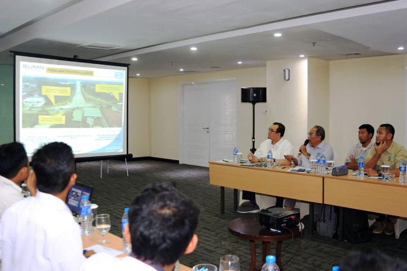 Pemprov-Lampung-dan-Kantor-Staf-Presiden-Lakukan-Rapat-Bahas-Kemajuan-Jalan-Tol-Bakauheni---Terbanggi