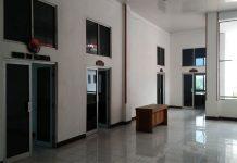 Pasca-Penetapan-Tersangka-Oleh-KPK,-Kantor-DPRD-Lampung-Tengah-Sepi