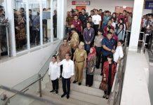 Ditemani-Gubernur-Ridho-Ficardo,-Presiden-Jokowi-Mulai-Lawatan-di-Lampung