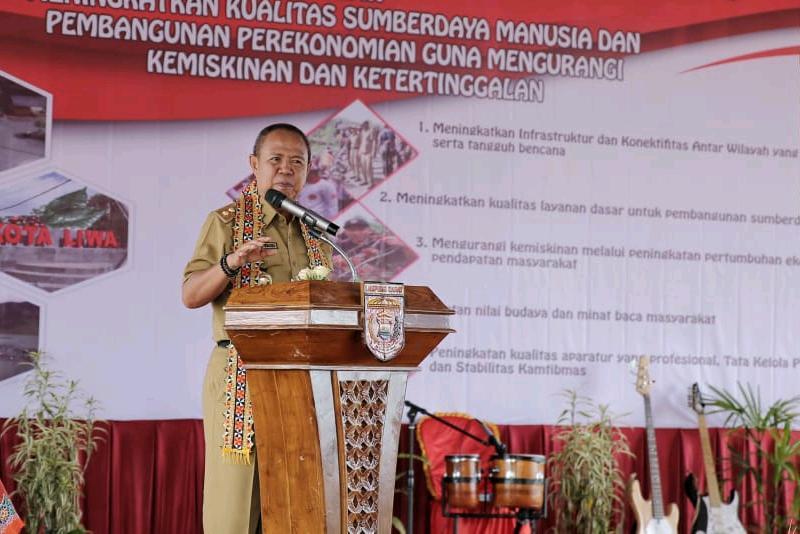 Lebih Prioritaskan Kebutuhan Masyarakat, Itu Pinta Wagub di Musrenbang Lampung Barat