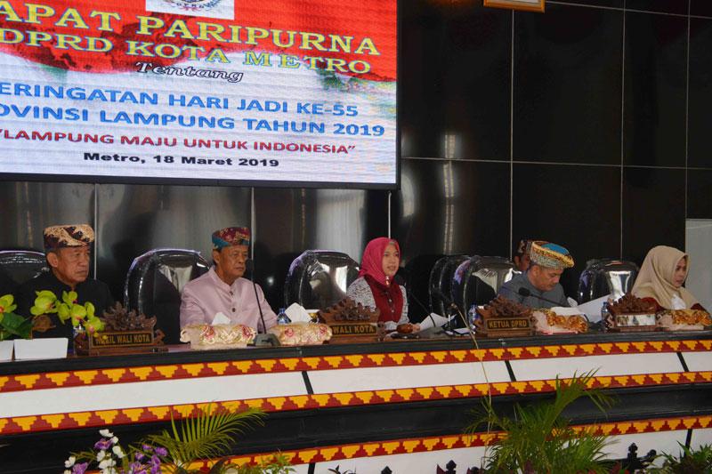 Gelar-Paripurna-Hari-Jadi-Provinsi-Lampung-Ke-55,-Anna-Morinda-Harapkan-Kota-Metro-Jadi-Motor-Penggerak-Perwujudtan-Smart-City-01