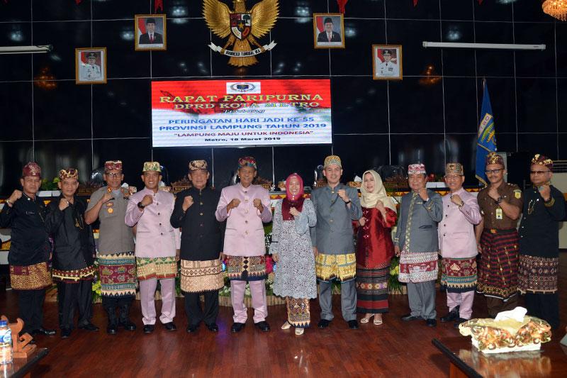 Gelar-Paripurna-Hari-Jadi-Provinsi-Lampung-Ke-55,-Anna-Morinda-Harapkan-Kota-Metro-Jadi-Motor-Penggerak-Perwujudtan-Smart-City-03