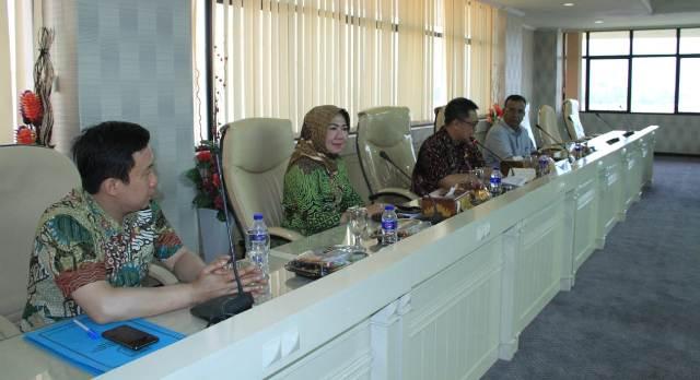 Dinilai Sukses Bersinergi Dengan Eksekutif, Tim Banang DPRD DKI Jakarta Kunjungi DPRD Lampung 02