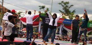 Achmad Pairin : Metro, Jokowi. Jokowi, Menang..Menang..Menang. Amin !!