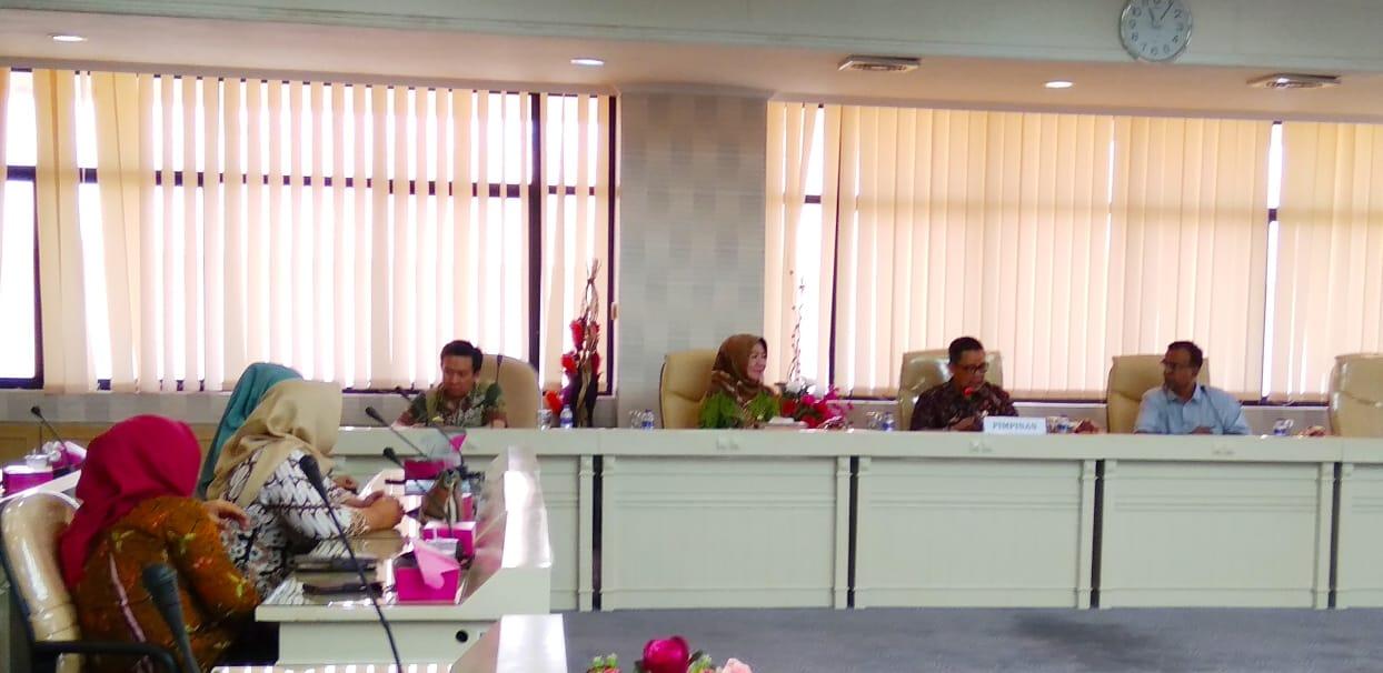 Dinilai Sukses Bersinergi Dengan Eksekutif, Tim Banang DPRD DKI Jakarta Kunjungi DPRD Lampung 01
