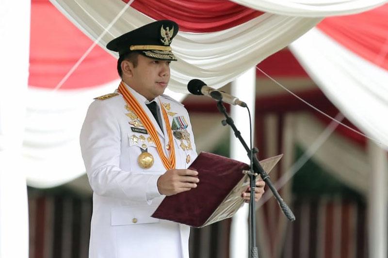 Pimpin-Upacara-HUT-ke-55,-Gubernur-Ridho-Lampung-Makin-Berdaya-Saing-01