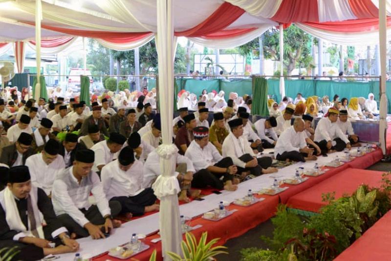 Pangdam II/Sriwijaya Menilai Kepemimpinan Ridho Sangat Luar Biasa, Sinergitas dengan TNI Majukan Pembangunan Lampung 02