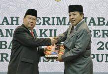 Gubernur Arinal Ajak Seluruh Pejabat Pemprov Bersinergi dan Buka Lembaran Baru Membangun Lampung